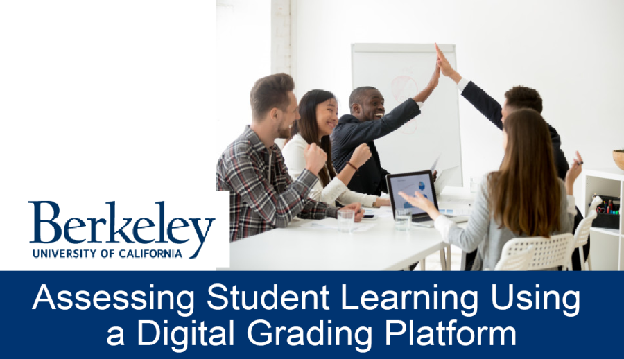 Assessing Student Learning Using a Digital Grading Platform
