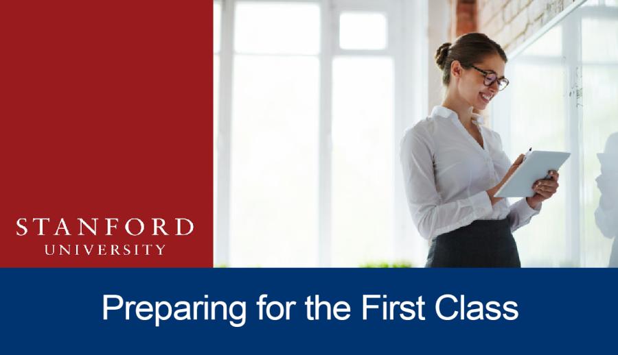 Recursos de Stanford para profesores que inician clases
